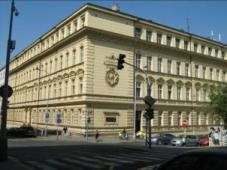 Budova OU Vyšehrad