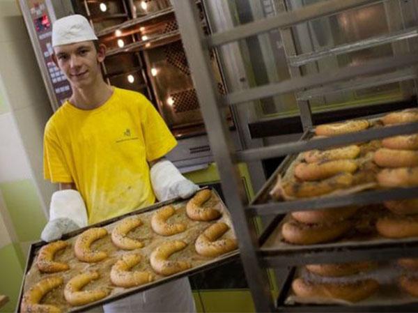 Potravinářské práce - pekařské práce